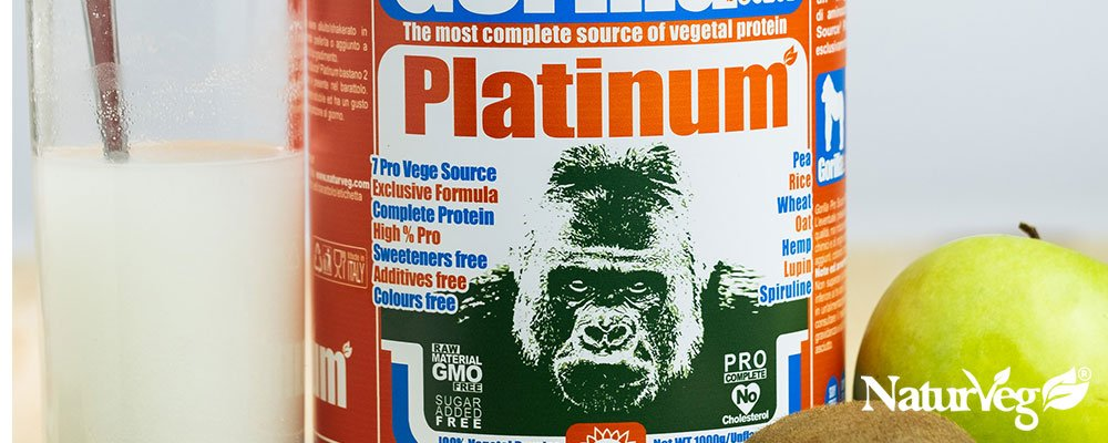 Vitamine Gruppo B proteine vegan